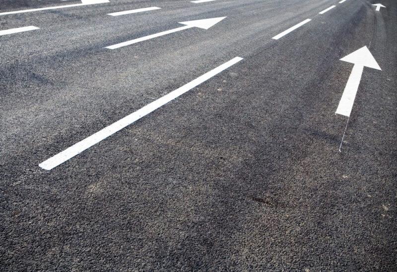 Autobahn als Symbolbild für IT-Outsourcing