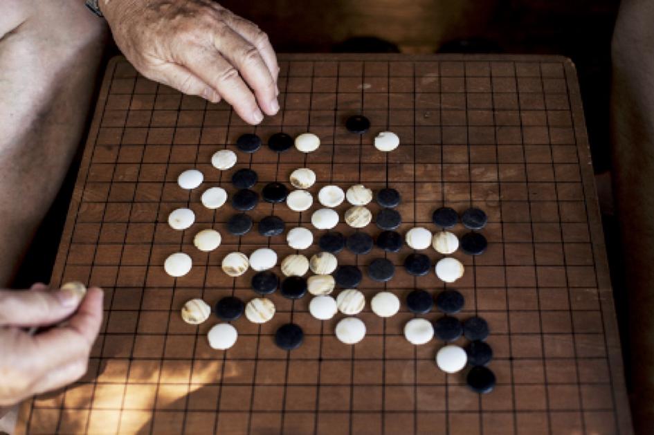 Künstliche Intelligenz: Das Brettspiel GO wurde bereits von einer KI gelernt